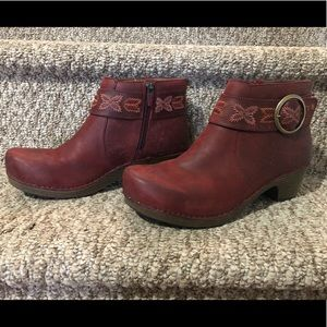 Dansko Shoes - Dansko Mina Bootie